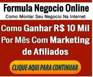 formula do negocio online