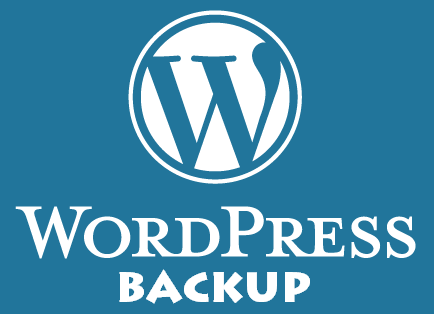 como fazer backup no wordpress