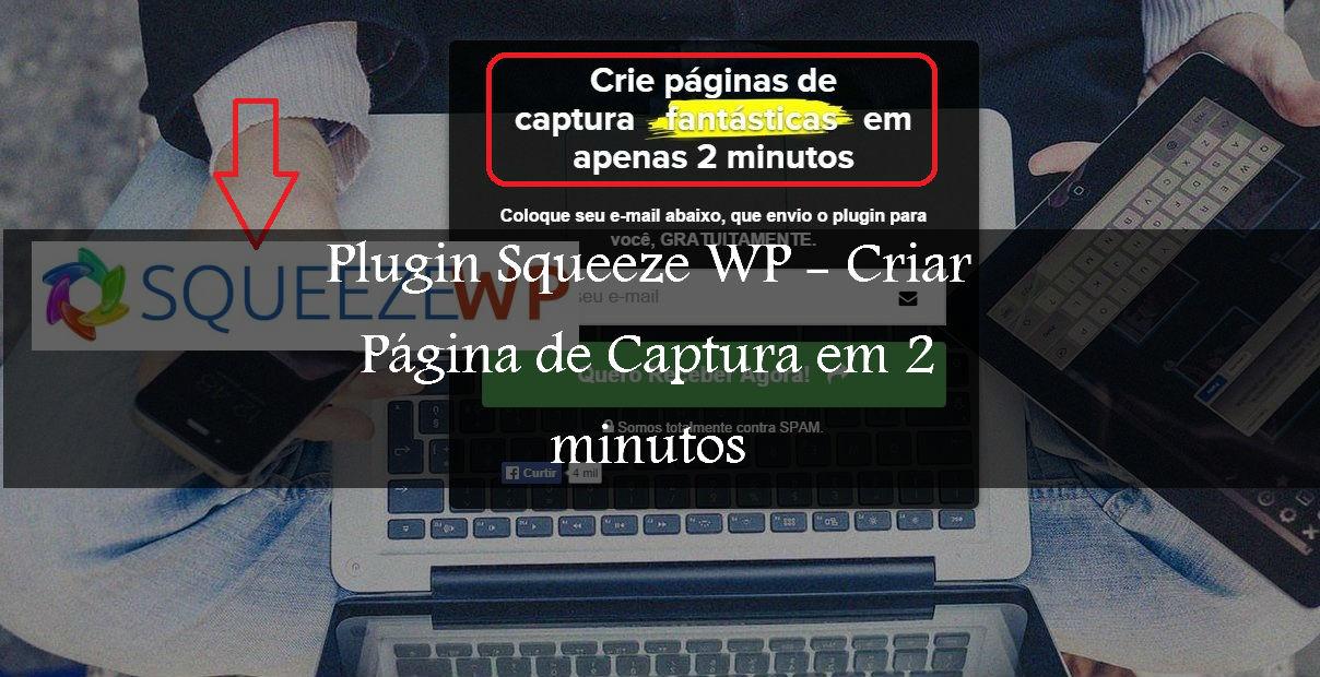 squeeze wp pago página de captura