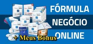 Curso Fórmula Negócio Online Garantido
